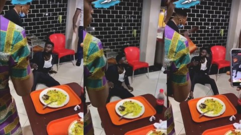 VIDEO: Man takes friend to restaurant, goes to washroom only for the friend to poɨson his drink
