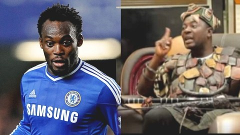 I destroyed the career of Michael Essien – Ghanaian Spiritualists explains why in video