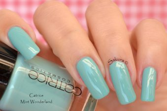 CATRICE MINT WONDERLAND 4