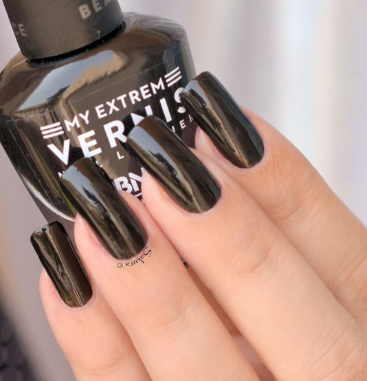 BEAUTY NAILS DARK VELVET 2