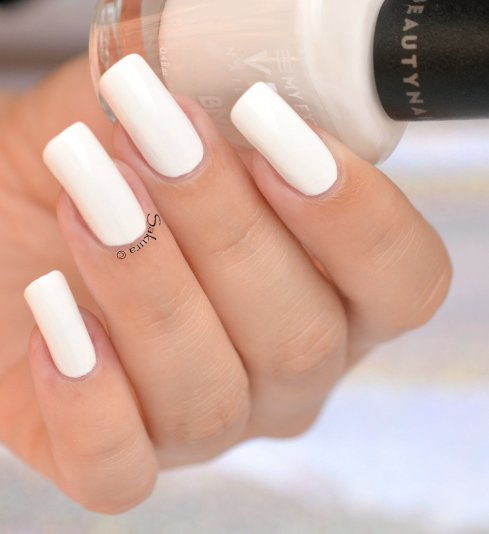 BEAUTY NAILS POLAR WHITE 2