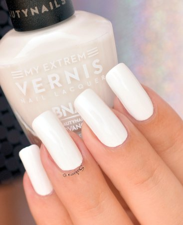 BEAUTY NAILS POLAR WHITE 3