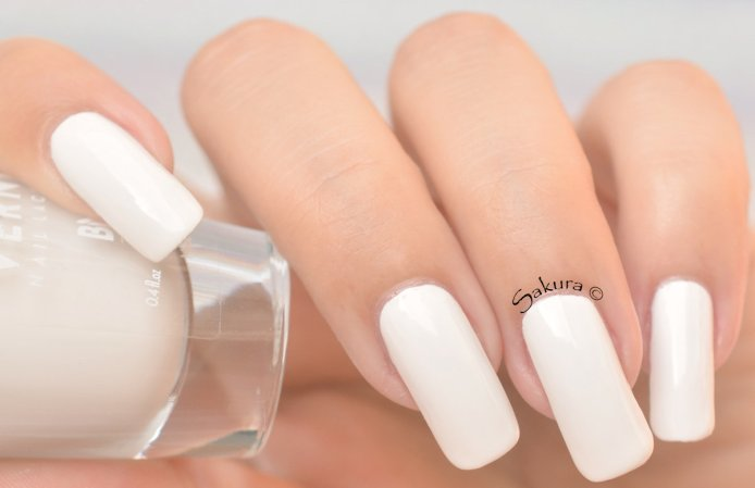 BEAUTY NAILS POLAR WHITE 5