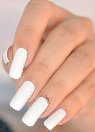 BEAUTY NAILS POLAR WHITE