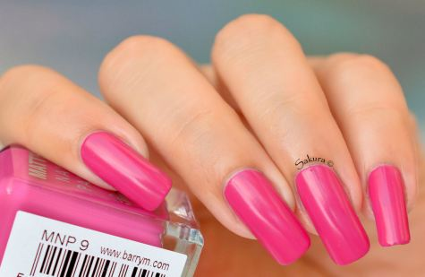 BARRY M Rhossili Collection Classic Matte