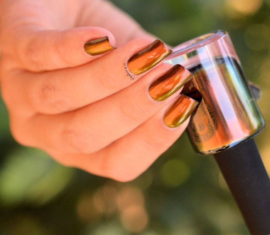 I Love Nail Polish Abundance Collection Fall