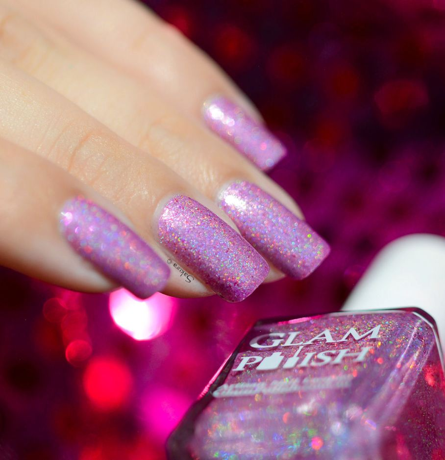 GLAM POLISH DID YOU CATCH THAT 5