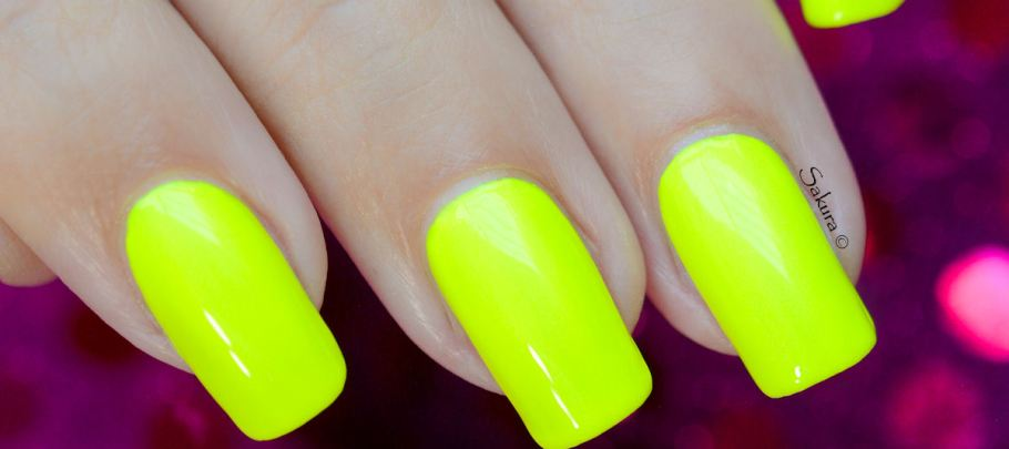 MENTALITY NEON GREEN YELLOW