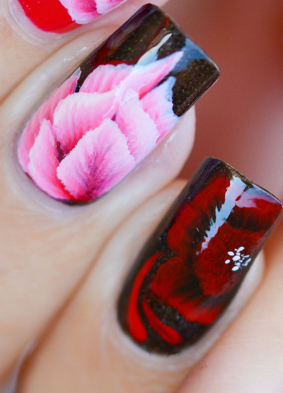 NAIL ART ONE TROKE ENTRAINEMENT 3