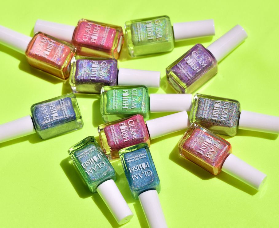 NEWS GLAMPOLISH Forever After Collection 2