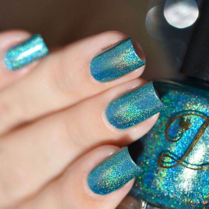 DELUSH POLISH KEEP AND OCEAN MIND 2
