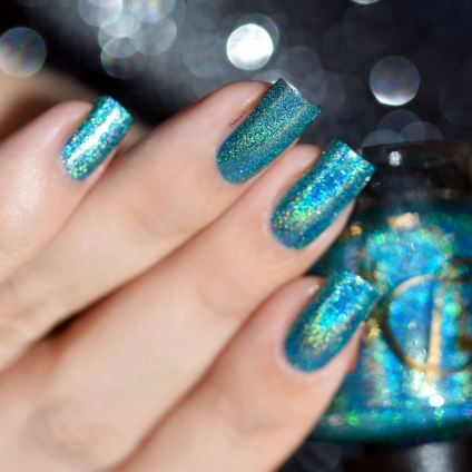 DELUSH POLISH KEEP AND OCEAN MIND 9