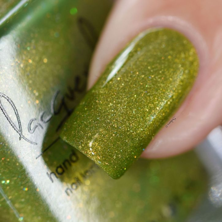 LACQUER LUST LADY LUCK 3