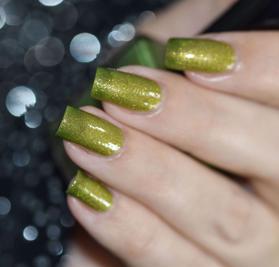 LACQUER LUST LADY LUCK