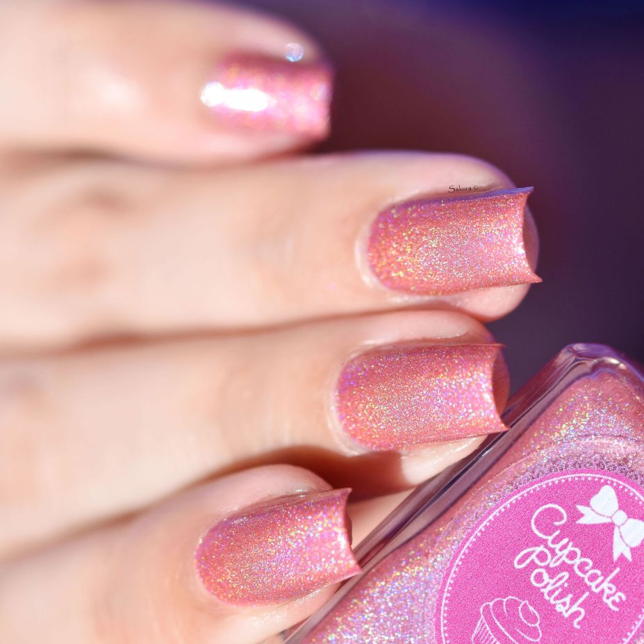 CUPCAKE POLISH HORSESHOE BAY BEACH 10