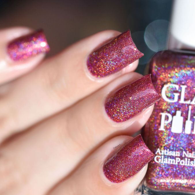 GLAMPOLISH ATTACK OF THE GLITTER 2