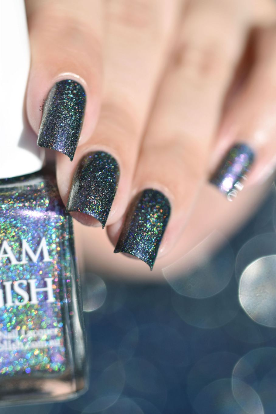 GLAMPOLISH RETURN OF THE SHIMMER