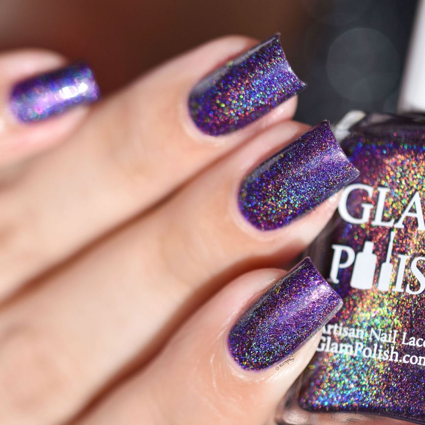 GLAMPOLISH THE PHANTOM FLAKIE 5
