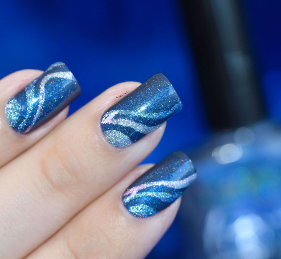 NAIL ART AQUATIC 6