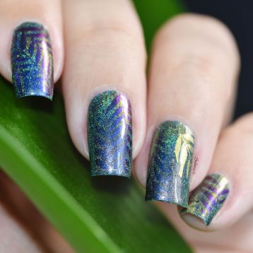 NAIL ART JUNGLE 3