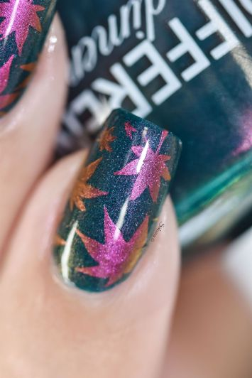 NAIL ART AUTOMNE 5
