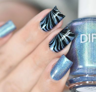 NAIL ART CATCH A DREAM 6