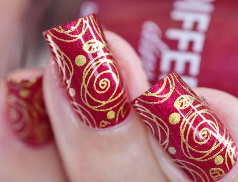 NAIL ART DIFFERENT DIMENSION 4
