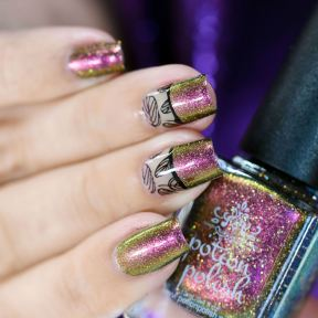 NAIL ART GOOD FORTUNE 3