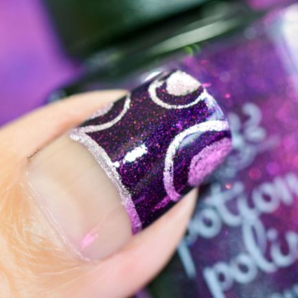 NAIL ART LOVE POTION 2