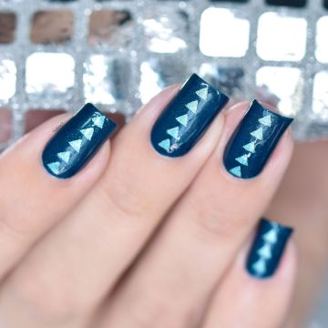 NAIL ART TRIANGLES 2