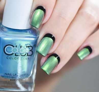 COLOR CLUB OFF THE CHARTS BLACK 3