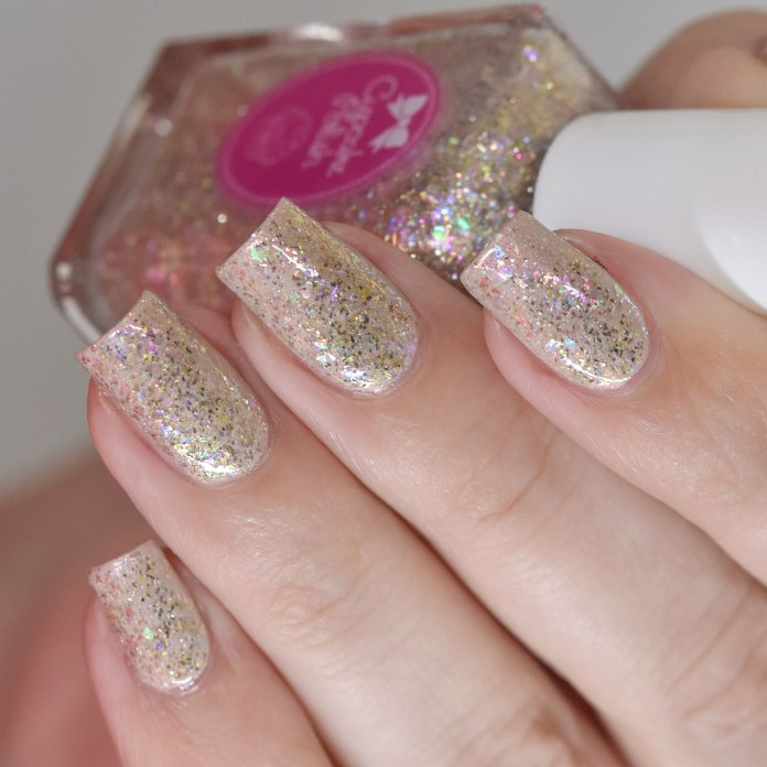 CUPCAKE POLISH DIAMOND OVER NUDE (5)