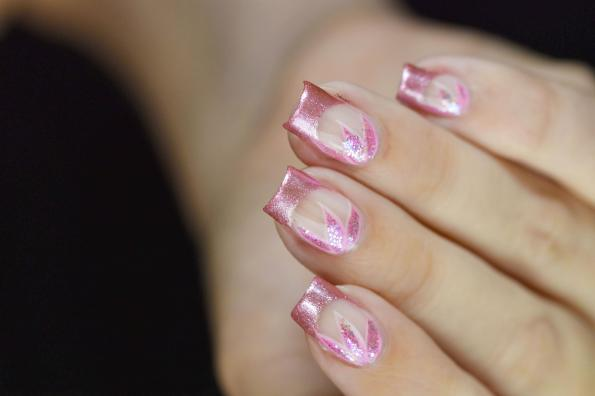 NAIL ART MARIEE ROSE 7