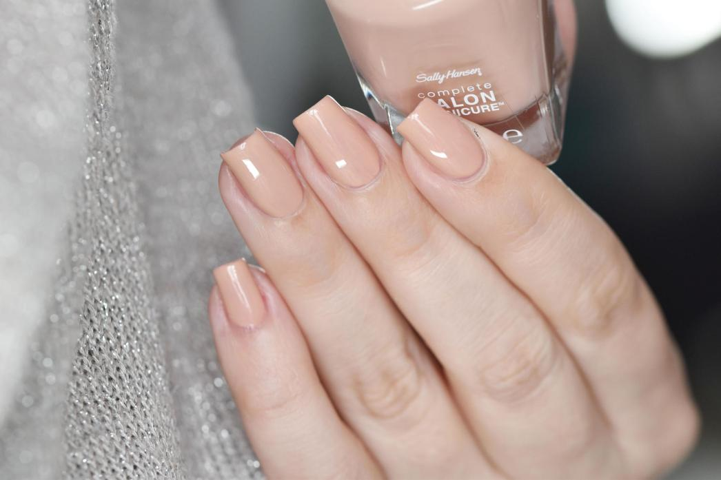SALLY HANSEN CAFE AU LAIT 6