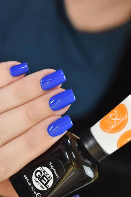 SALLY HANSEN MIRACLE GEL 2