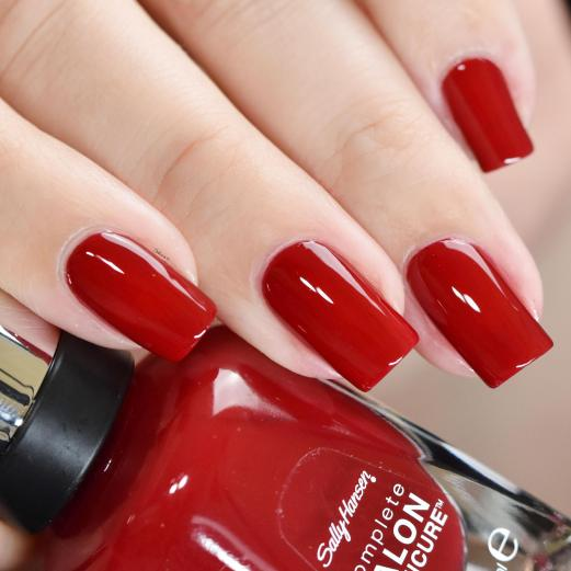 SALLY HANSEN RED HANDED 5