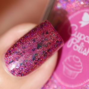 CUPCAKE POLISH BREW TEA FUL