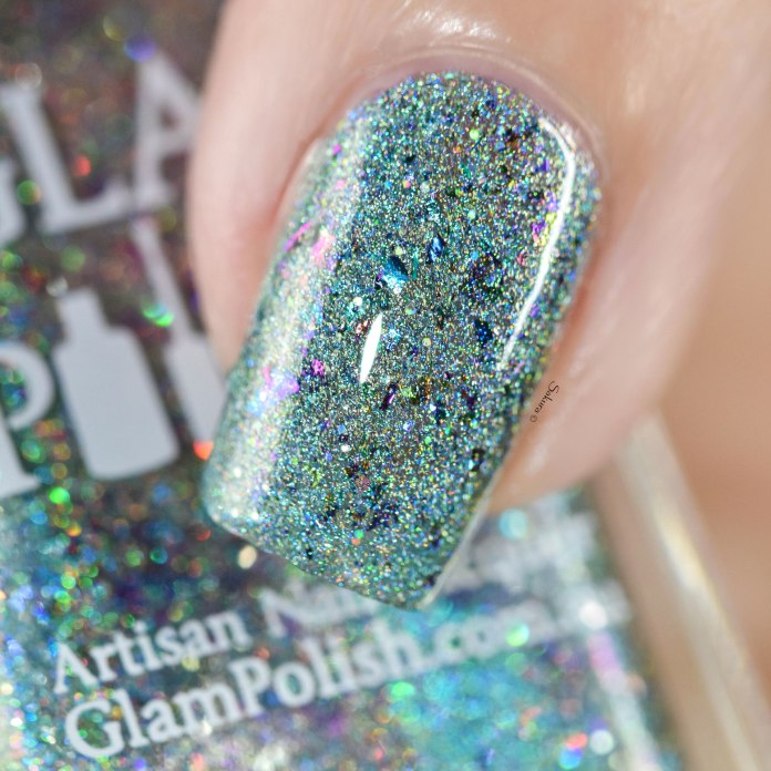 GLAMPOLISH Beach Please, I'm A Mermaid 3