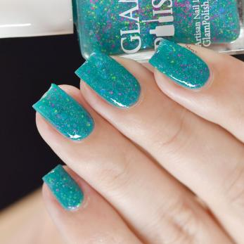 GLAMPOLISH Seas The Day 4