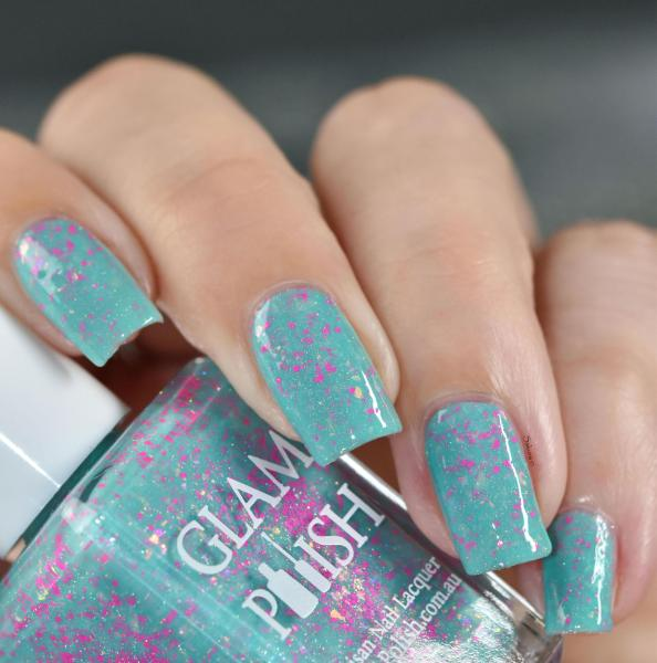 GLAMPOLISH Son of A Beach 3