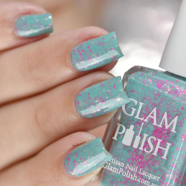 GLAMPOLISH Son of A Beach 5