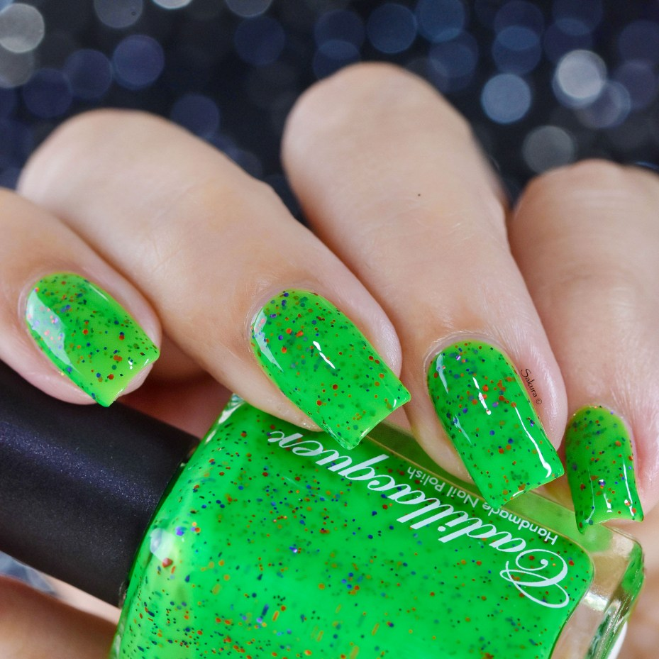 CADILLACQUER POISON IVY 6