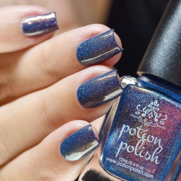 POTION POLISH AUTUMN DRIVE 6