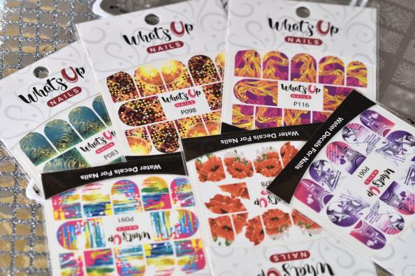 NEWS WHATSUPNAILS AOUT 18