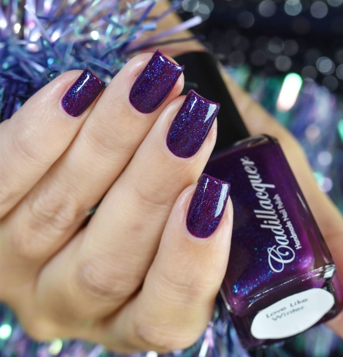 CADILLACQUER LOVE LIKE WINTER 5