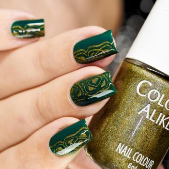 NAIL ART CELTIQUE 3