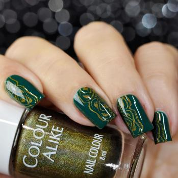 NAIL ART CELTIQUE 4