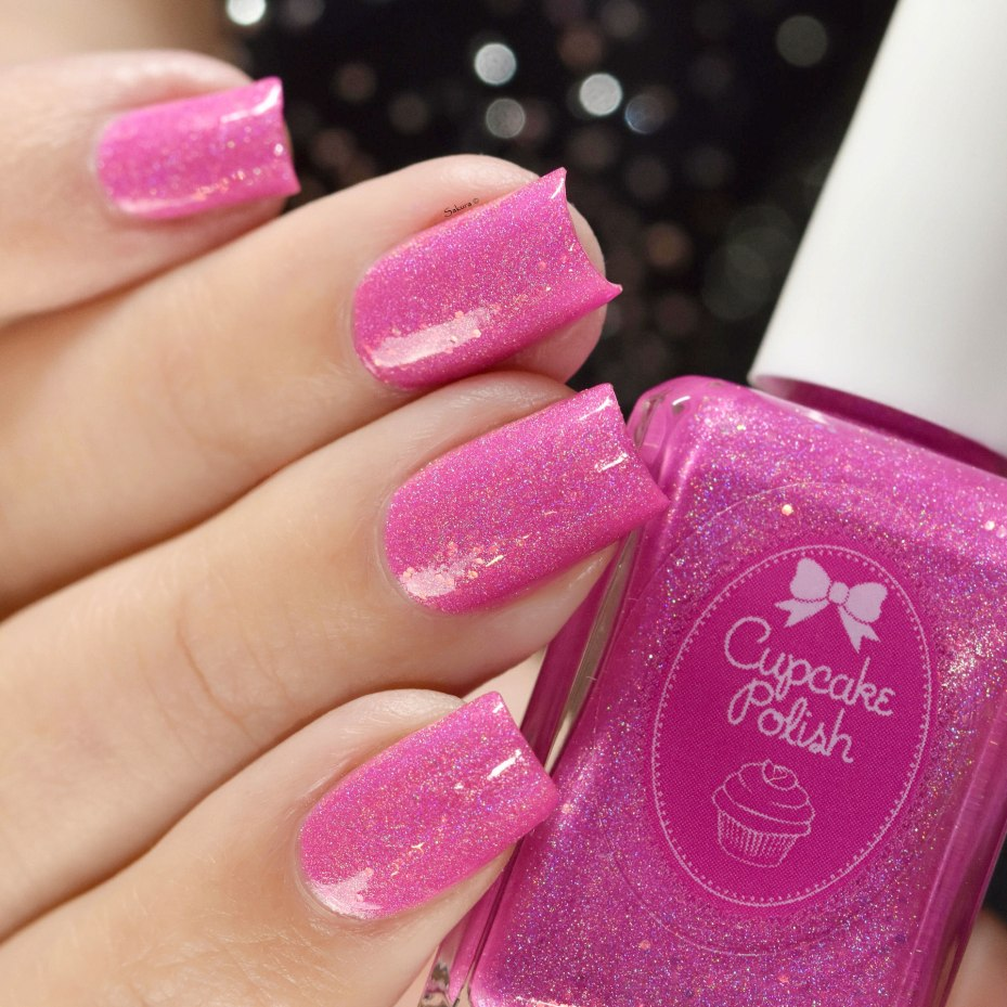 Cupcake Polish Highly Cultured 7
