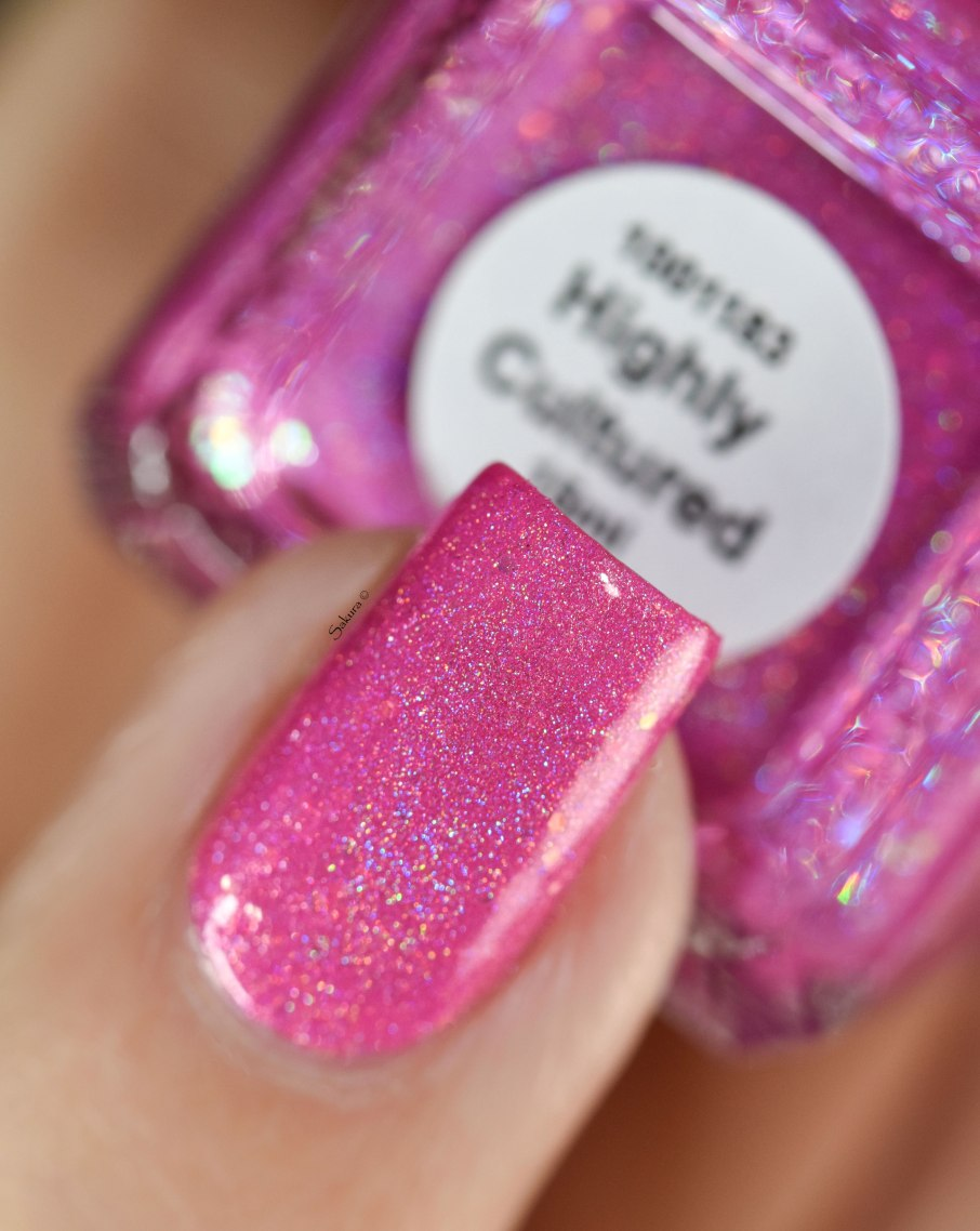 Cupcake Polish Highly Cultured 8
