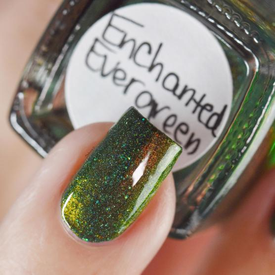 POTION POLISH ENCHANTED EVERGREEN 2